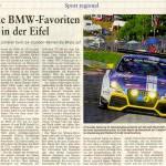 24.06.2014 Rhein-Zeitung / 24h Rennen