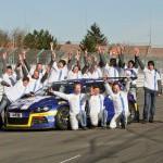 LMS Engineering und Dunlop gewinnen die Langstrecken-Meisterschaft