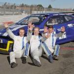 LMS Engineering gibt Programm für 2013 bekannt - Audi TTRS statt Scirocco GT24