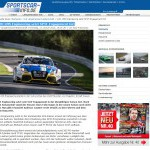 13.01.2015  VLN: LMS Engineering setzt SP3T-Engagement fort